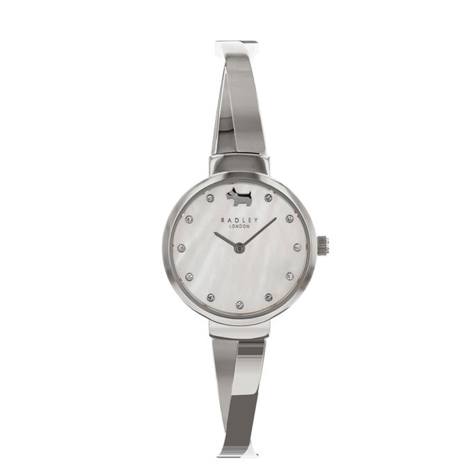 Radley Broad Street Silver Ladies Watch