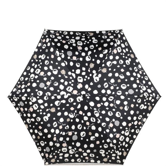 Radley Bubble Dog Mini Telescope Umbrella