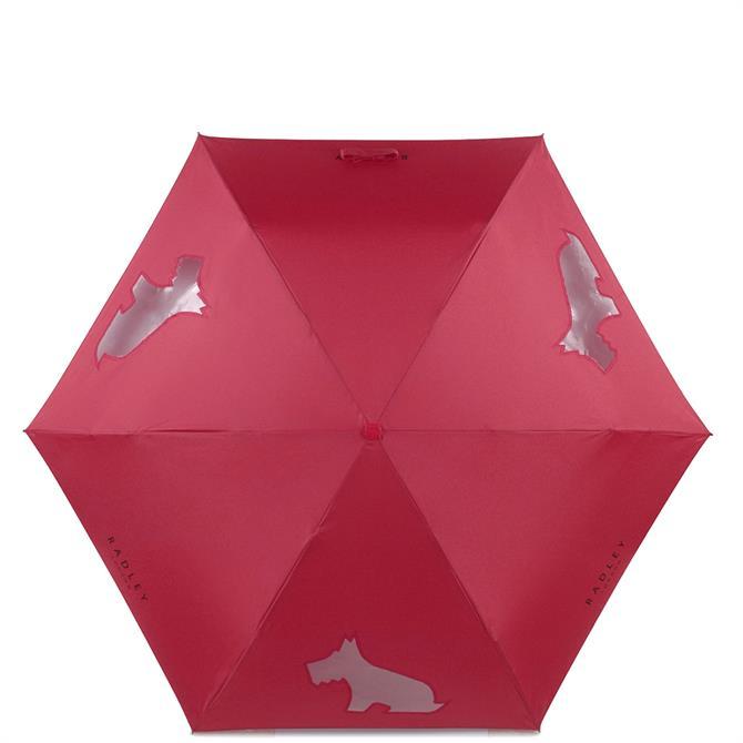 Radley Cut Out Radley Mini Telescope Umbrella