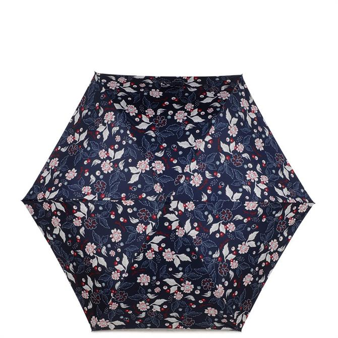Radley Painterly Floral Telescope Mini Umbrella