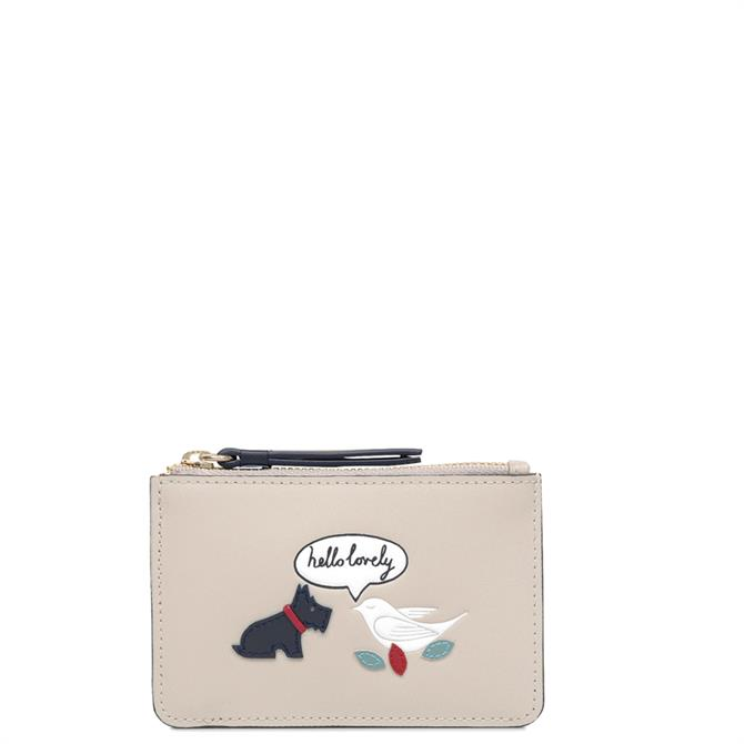 Radley Hello Lovely Small Zip-Top Coin Purse