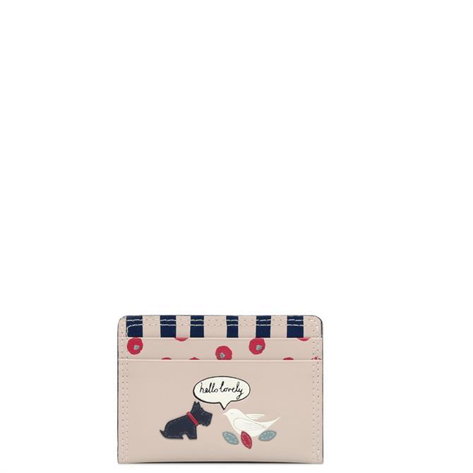Radley Hello Lovely Leather Card Holder