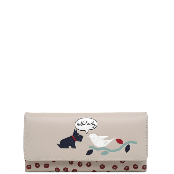 Radley Hello Lovely Large Flapover Matinee Purse