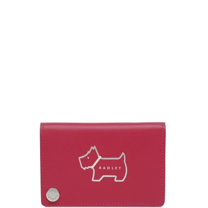 Radley Heritage Dog Outline Small Card Holder