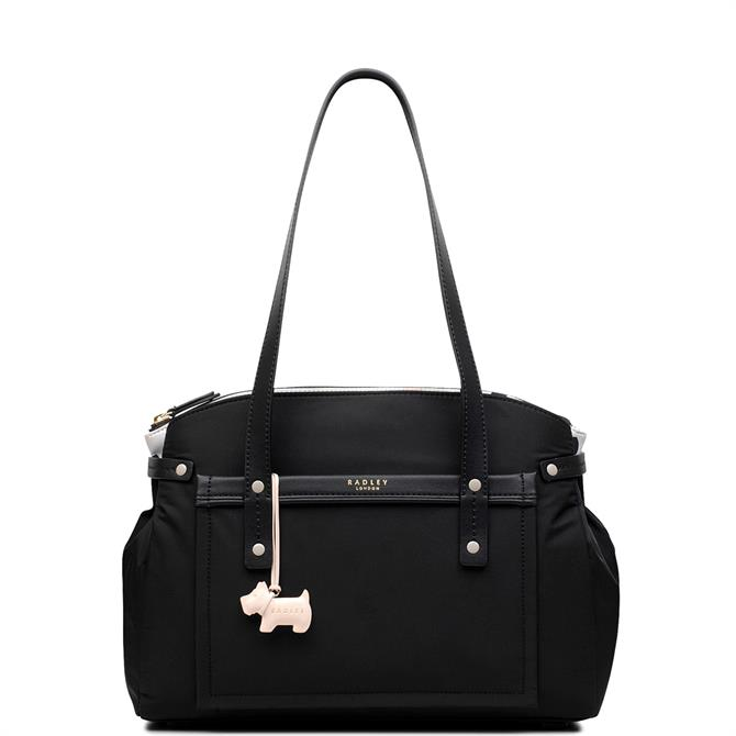Radley Joiners Arms Zip Top Shoulder Bag