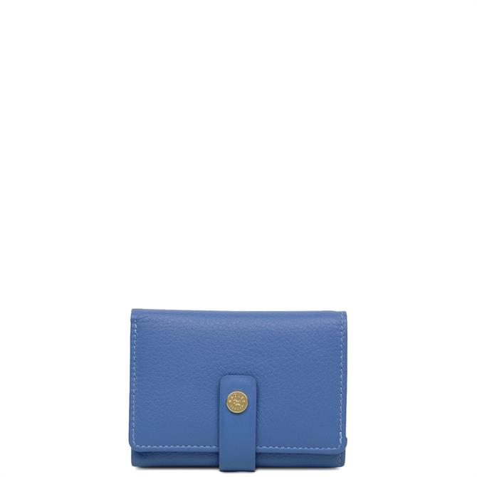 Radley Larkswood Cobalt Small Trifold Purse