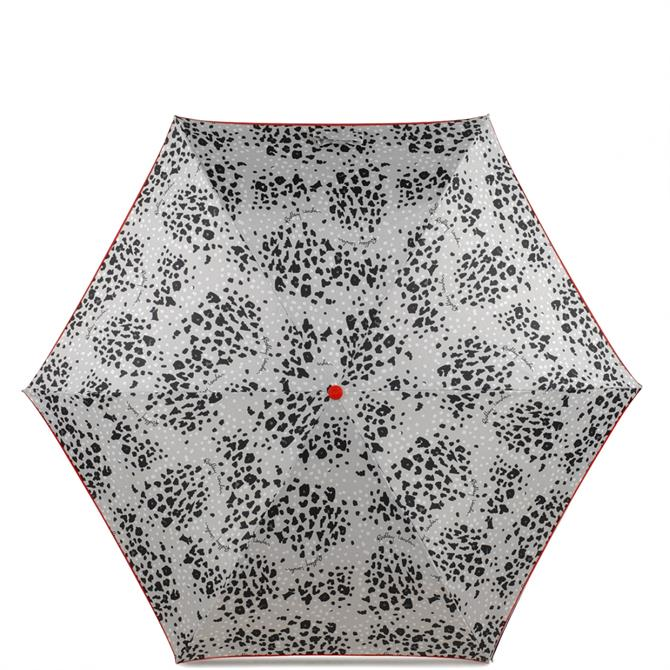 Radley Leopard Mini Telescope Umbrella