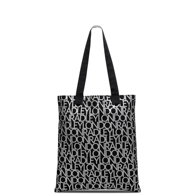 Radley London Medium Canvas Tote Bag