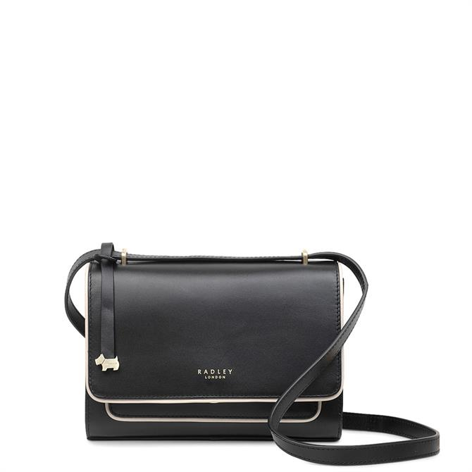 Radley Selby Street Small Flapover Leather Cross Body Bag