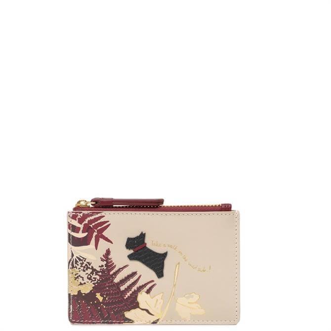 Radley Wild Side Small Zip Top Coin Purse