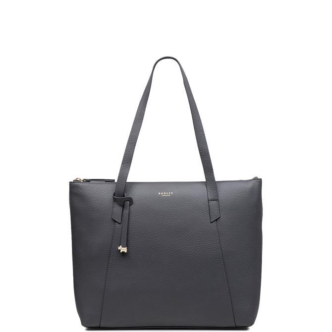 Radley Wood Street Large Zip Top Tote Bag