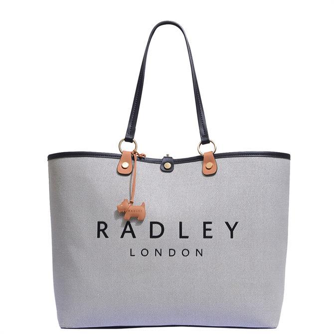Radley London Addison Gardens Open Top Tote Bag