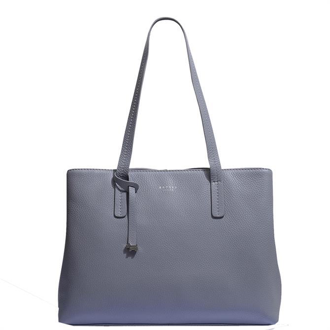 Radley London Dukes Place Charcoal Large Open Top Work Bag