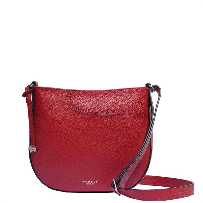 Radley London Pockets Medium Zip Top Cross Body Bag