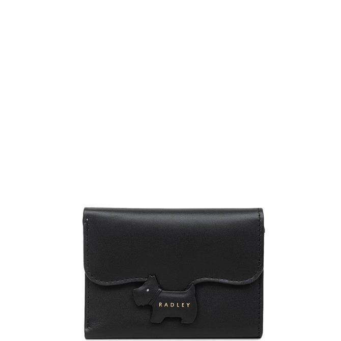 Radley Crest Trifold Leather Purse