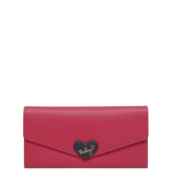 Radley 'I Love You' Large Flapover Matinee Purse