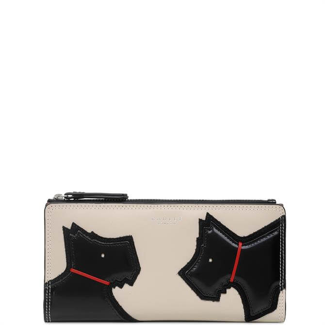 Radley Face to Face Large Billfold Matinee Purse