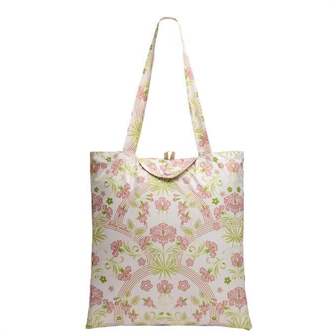 Radley London Deco Floral Foldaway Tote Bag