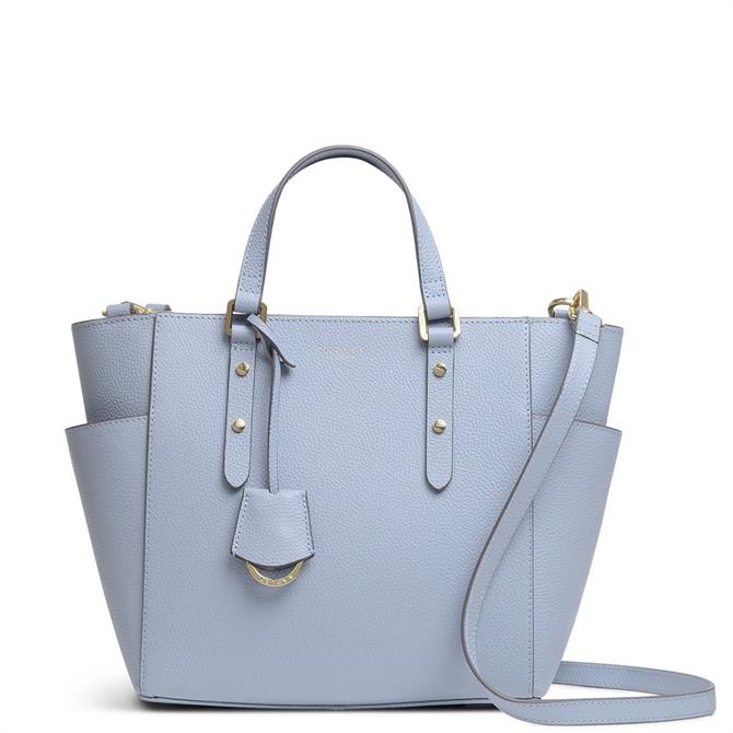 Radley London Silk Street Medium Zip Top Multiway Bag