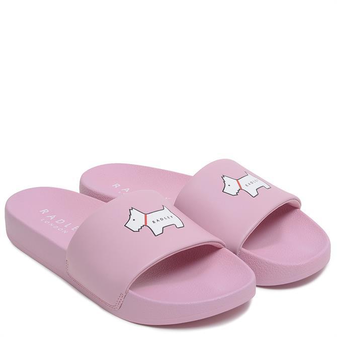 Radley London Radley Outline Pink Sliders