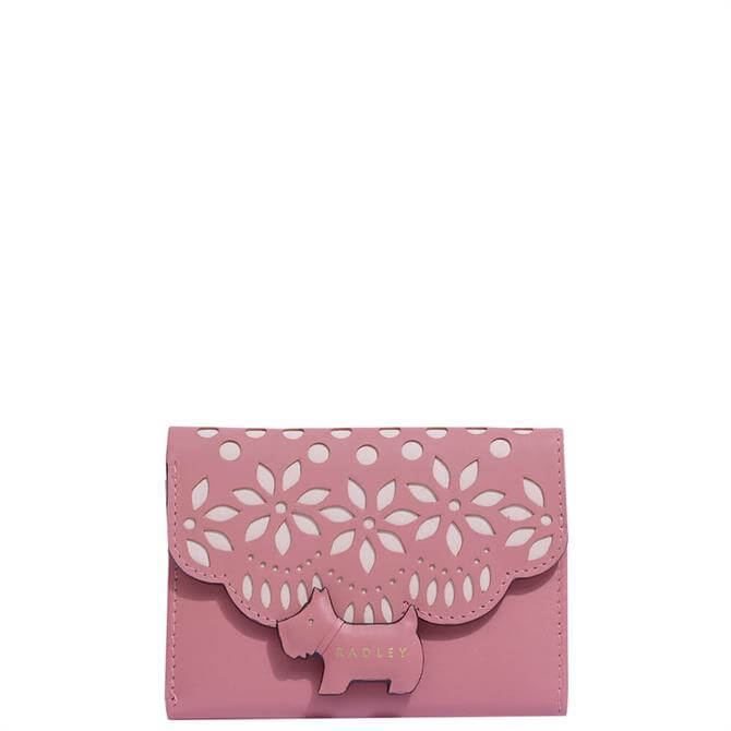 Radley London Crest Broderie Small Trifold Purse