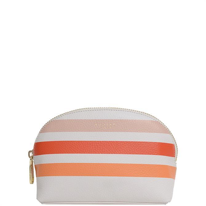 Radley London Summer Stripes Medium Cosmetic Pouch