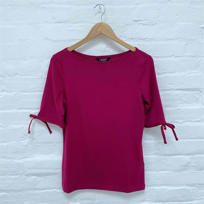 Ralph Lauren Aithley Sweater T-shirt