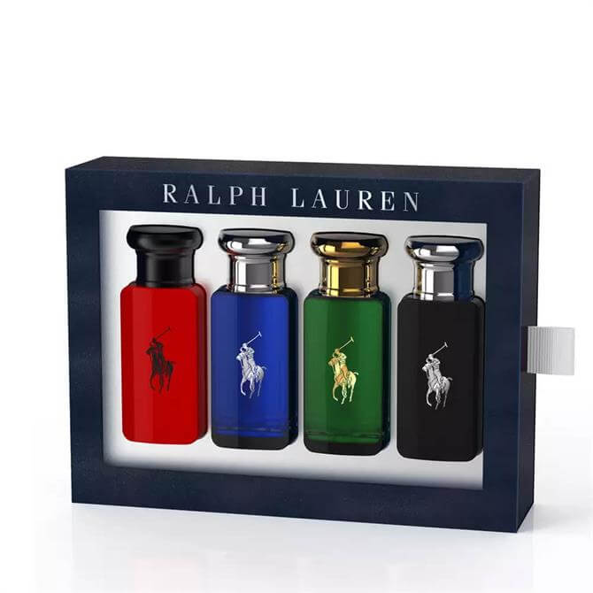 Ralph Lauren World of Polo Fragrance Gift Set For Him