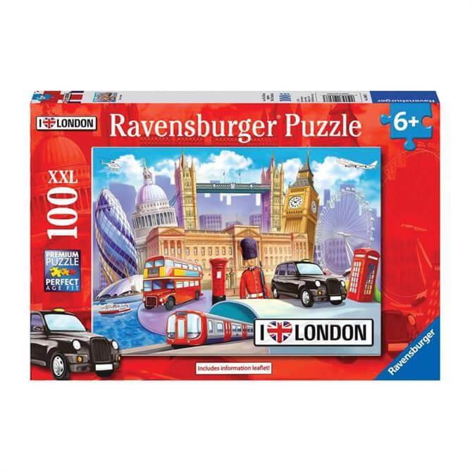 Ravensburger London XXL100 Piece Jigsaw Puzzle