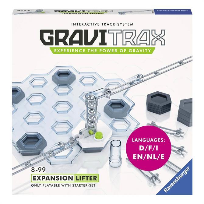 Ravensburger GraviTrax Lift Pack Expansion Set