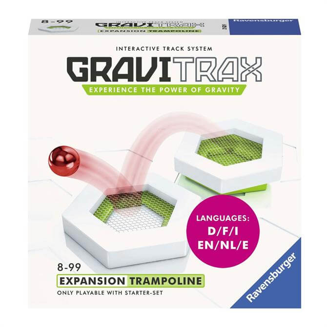 Ravensburger GraviTrax Trampoline Expansion Pack