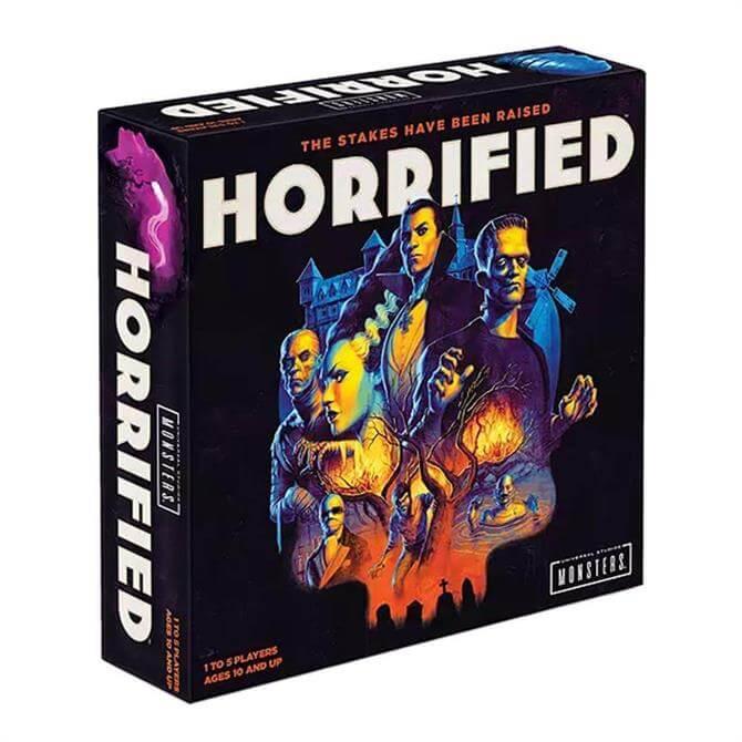 Horrified Universal Monsters Game