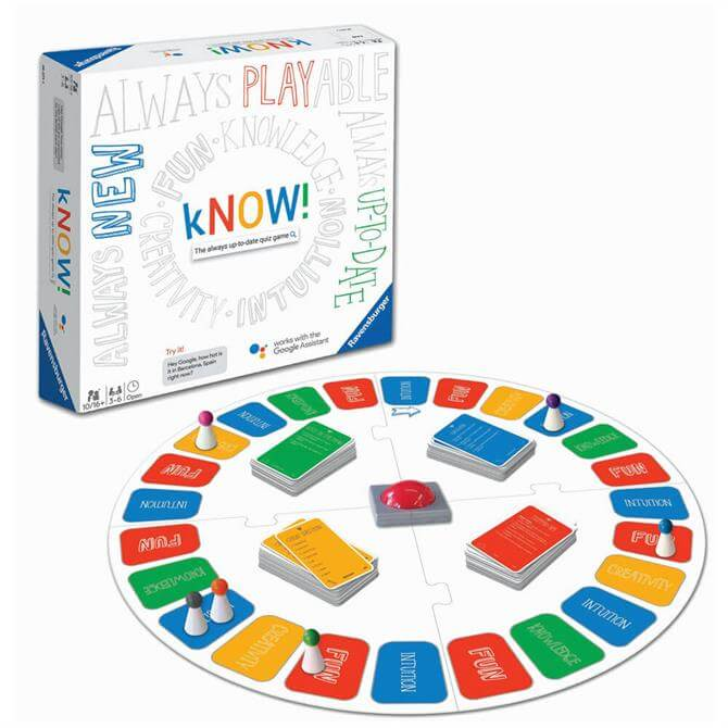 kNOW! The Google Quiz Game