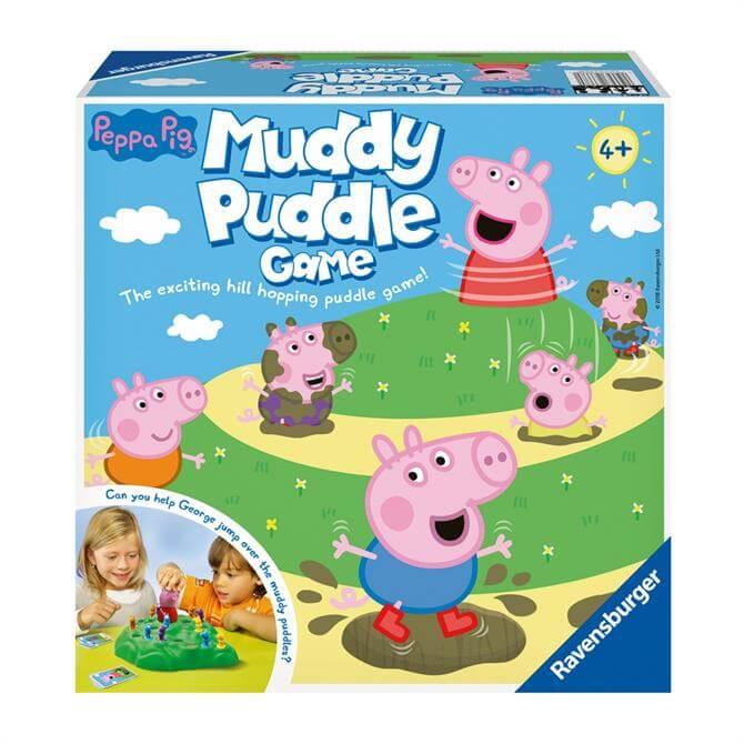 Peppa Pig Muddy Puddle Game