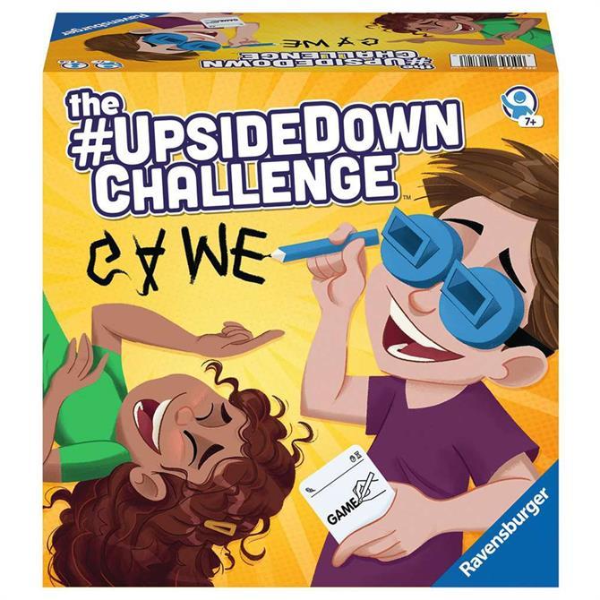 #UpsideDownChallenge Game