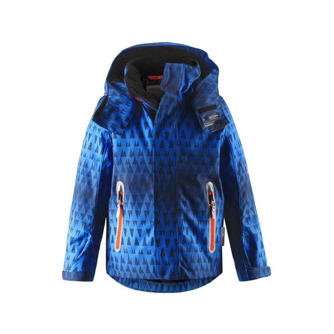 ReimaTec Kid's Regor Ski Jacket - Blue