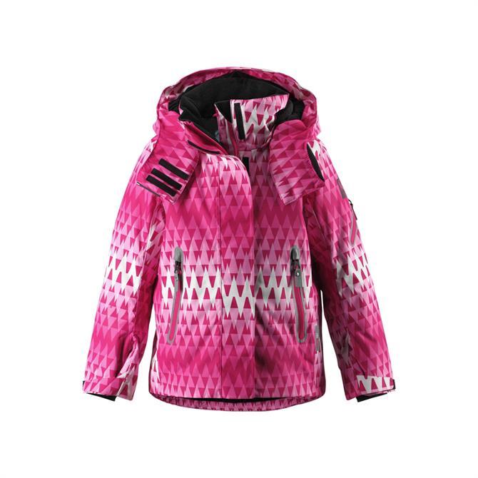 Reima Kid's Roxana Ski Jacket - Pink