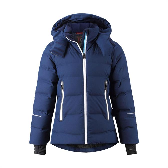 Reima Kids' Waken Ski Jacket - Navy