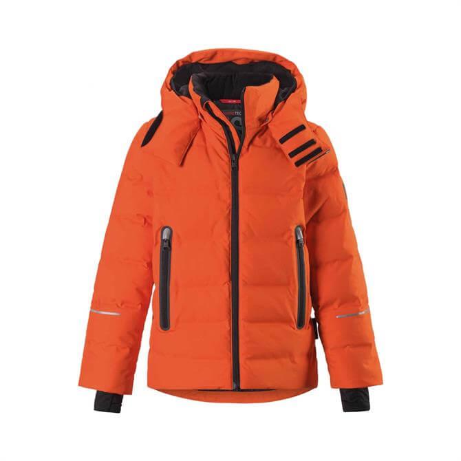 Reima Kids' Wakeup Ski Jacket - Orange