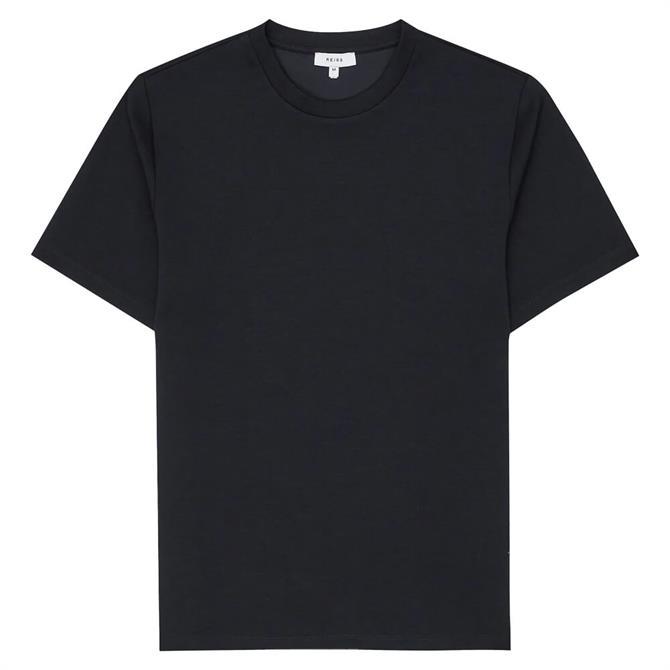 REISS BRADLEY Regular Fit Crew Neck T-Shirt