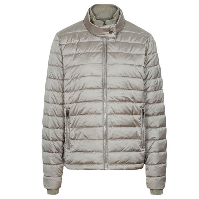 REISS ANTONIA Lightweight Puffer Jacket