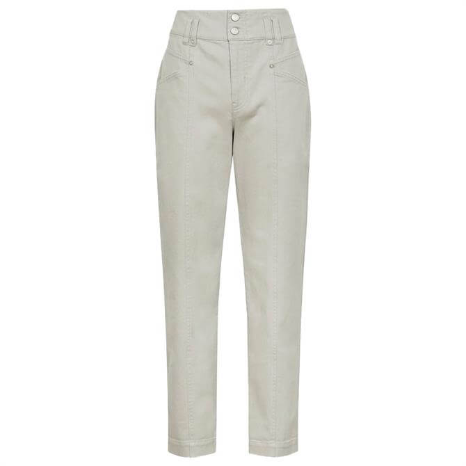 REISS BAXTER Relaxed Tapered Fit Trousers