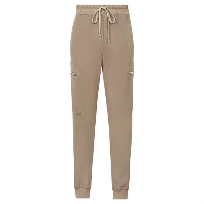 REISS TYLER Casual Cuffed Cargo Trousers