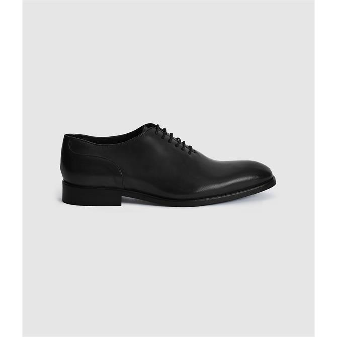 REISS BAY Leather Whole Cut Shoes
