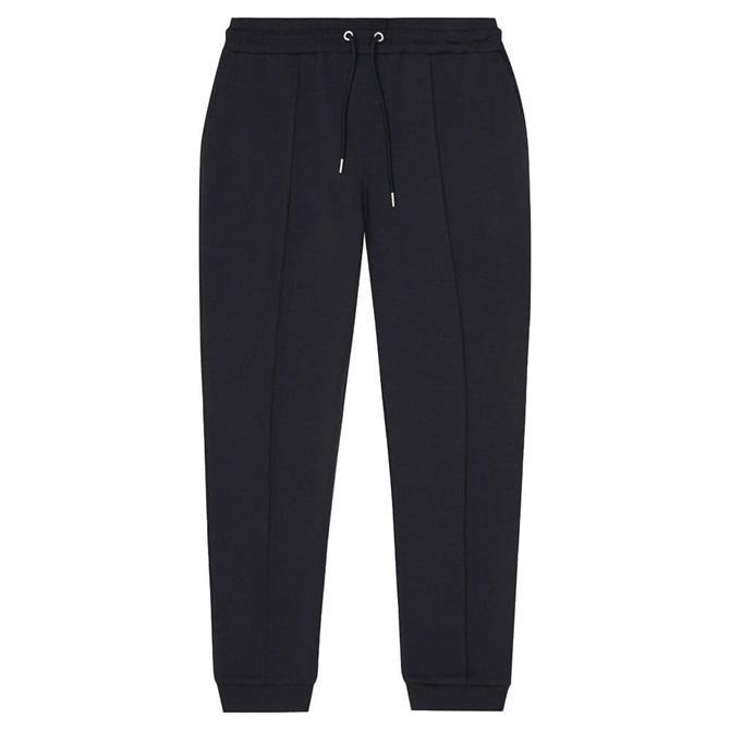 REISS PREMIER Neoprene Loungewear Joggers