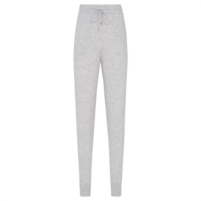 REISS BAILEY Wool Blend Loungewear Joggers