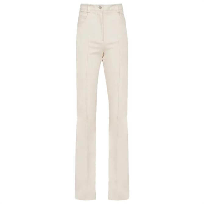 REISS FLORENCE High Rise Flared Trousers