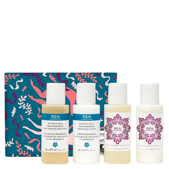 Ren Clean Skincare Best of Body Gift Set