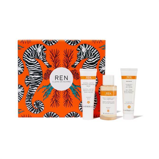 REN Get The Glow Gift Set