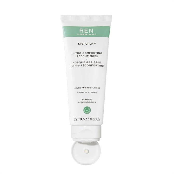 REN Supersize Evercalm™ Ultra Comforting Rescue Mask 75ml
